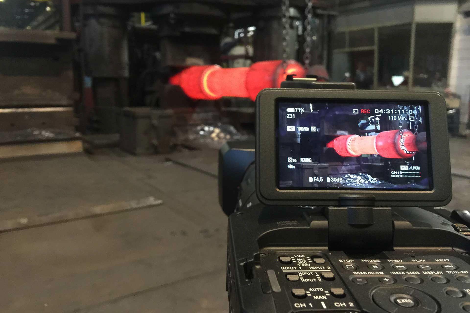 Produktvideoproduktion