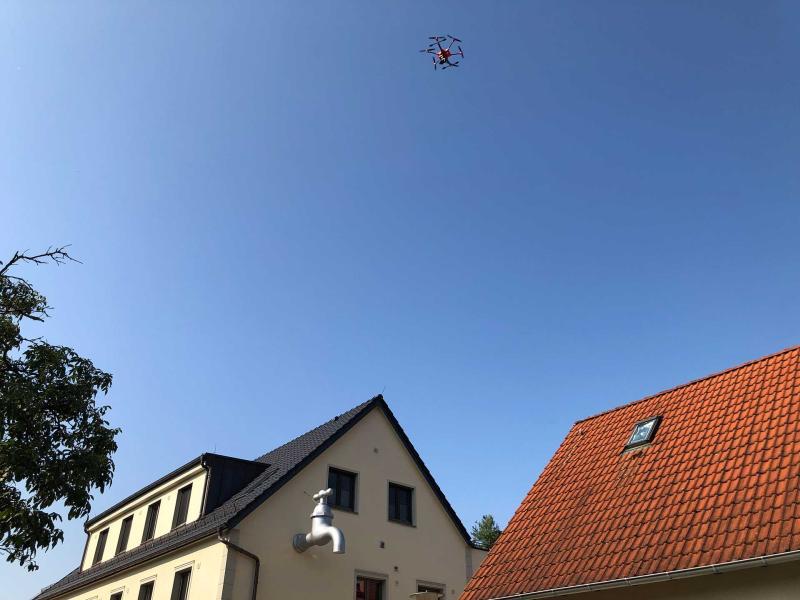 Luftaufnahmen für Imagefilm | Videoproduktion Sachsen