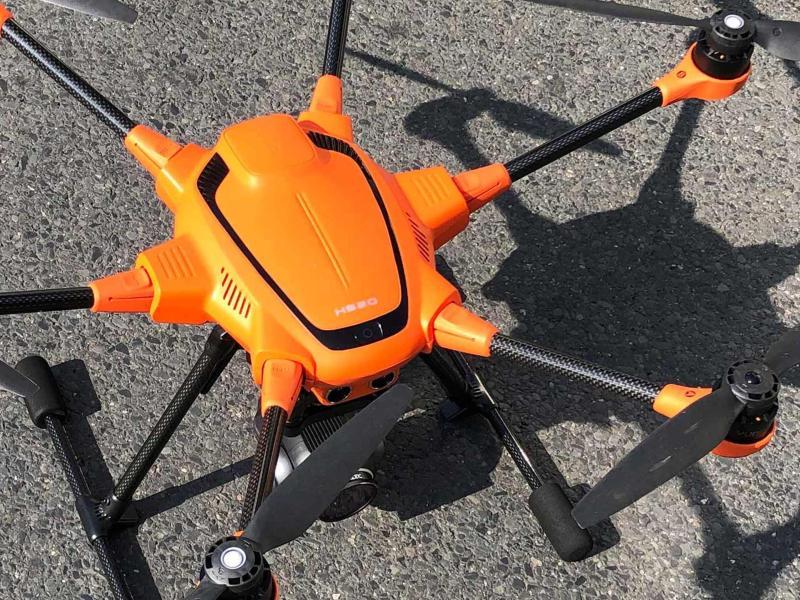 Luftaufnahmen mit Multikopter | Videproduktion Sachsen